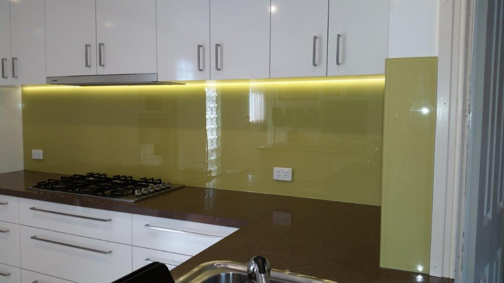 High Gloss Splashback