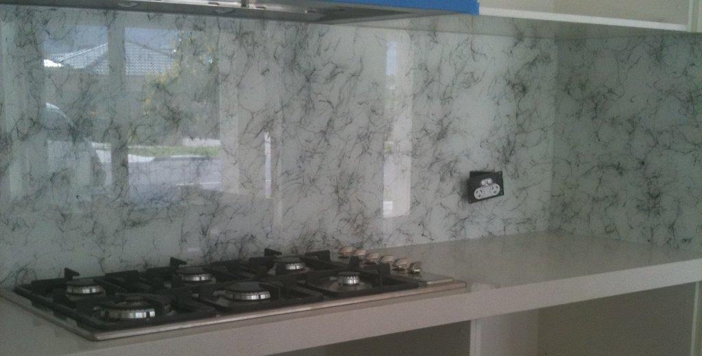 grey glazen servies