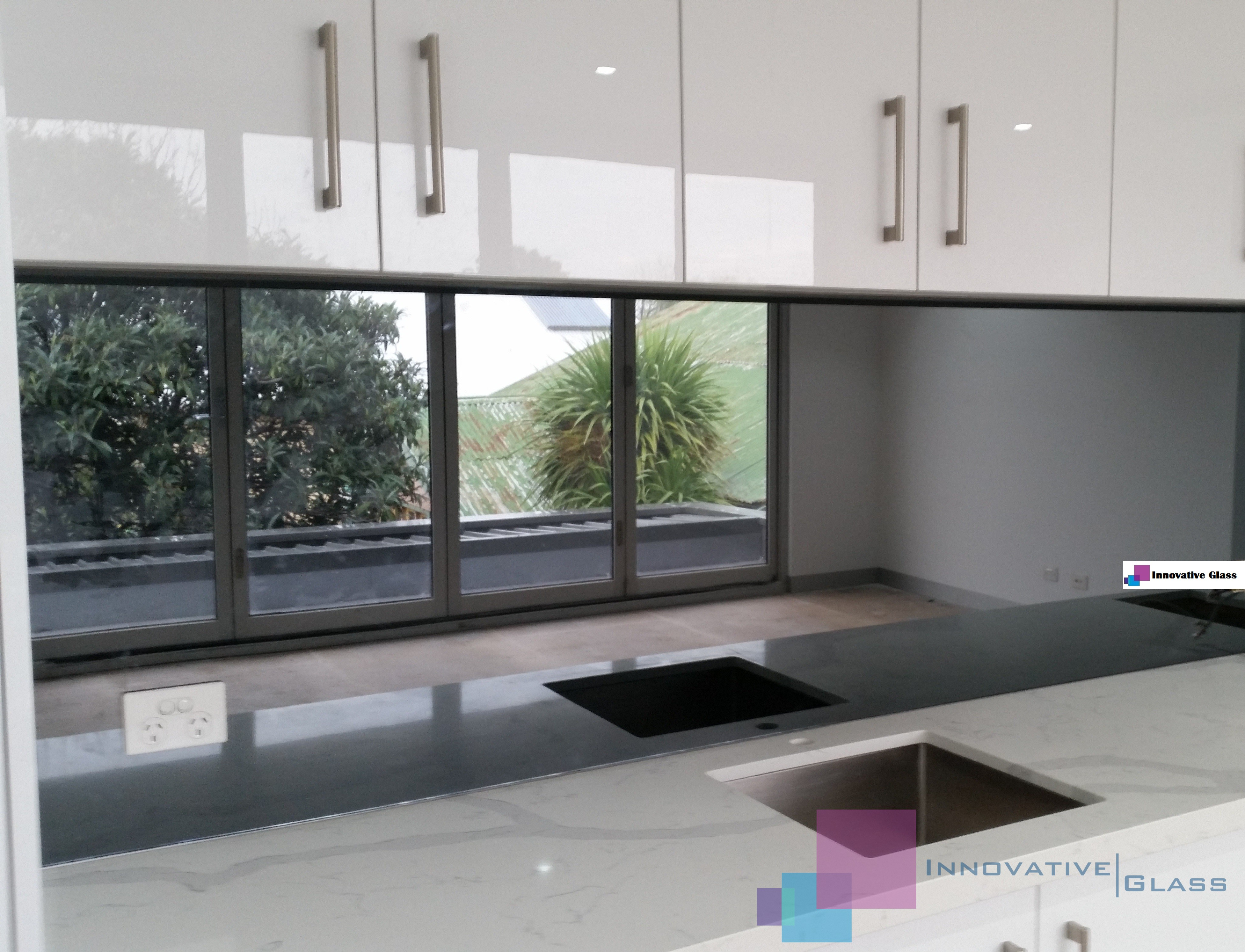 Kitchen Glass Splashback Kitchen Glass Splashbacks Melbourne Innovative Glass