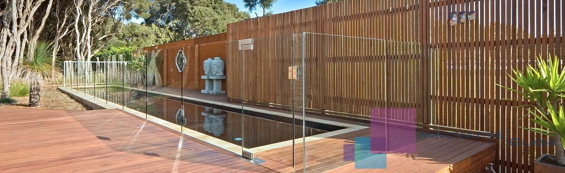 Glass Pool Fences Innovative Glass