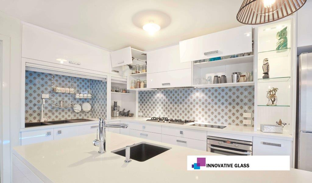 Kitchen Glass Splashbacks Melbourne Innovative Glass
